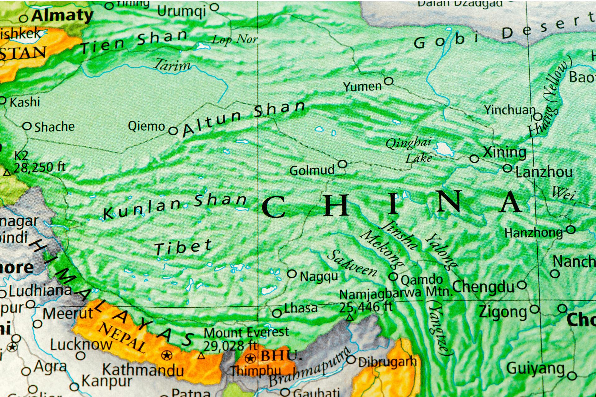 illustrated-map-china-chinese-language